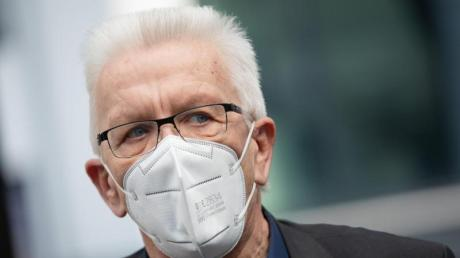 Winfried Kretschmann soll am Samstag «ein abschließendes Sondierungsgespräch» mit der Union führen.