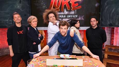 """""""Luke! Die Schule und ich – VIPs gegen Kids"""" heute im TV: Alles über die Kandidaten am 2.4.21 - hier."""