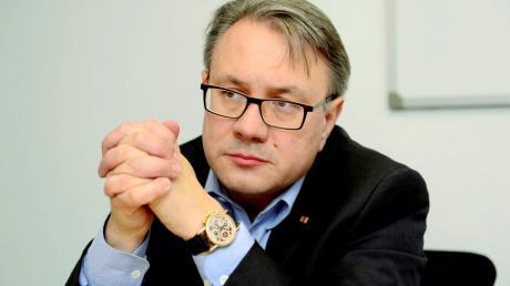 Seit Ende März hat Georg Nüßlein keine Bundestagssitzung mehr besucht.
