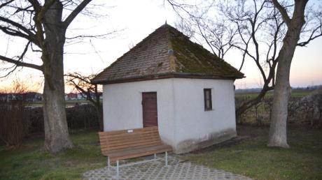 Am Pumphäuschen in Unterroth soll ein Picknickplatz entstehen.