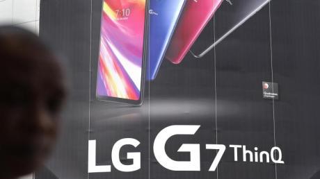 Der südkoreanische Elektronikhersteller LG wird keine Smartphones mehr produzieren.
