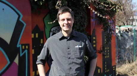 Vor drei Wochen übernahm Johannes Bockermann die Stelle von Jugendpflegerin Xenia Ullrich in Diedorf als Mutterschaftsvertretung.