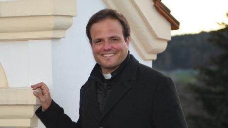 Der 36-jährige Pfarrer Andreas Schmid, gebürtig aus Thannhausen, übernimmt am 1. September die Leitung der Pfarreiengemeinschaft Stauden mit ihren sechs Pfarreien.