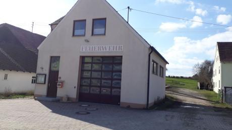 Das Feuerwehrhaus in Blossenau weist eine Reihe von Mängeln auf.