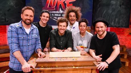 """""""Luke Die Schule und ich – VIPs gegen Kids"""": Hier verraten wir Ihnen alles über die Gäste der Sendung am 16.4.21."""