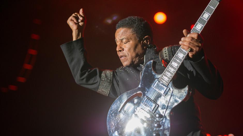Tito Jackson bei einem Auftritt in München 2013.