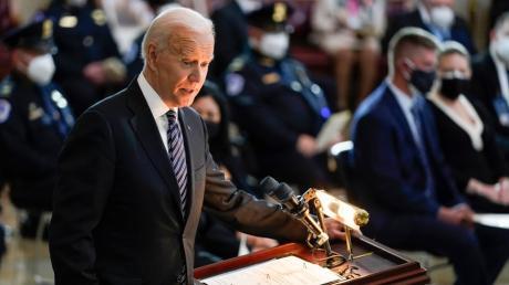 US-Präsident Joe Biden hat ein Gipfeltreffen mit Wladimir Putin vorgeschlagen.