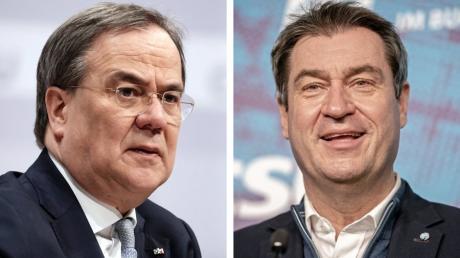 In der CDU-Zentrale in Berlin ist nach dem Machtkampf zwischen Laschet und Söder von Euphorie nichts zu spüren. Mancher Abgeordnete bereitet sich auf die harte Oppositionsbank vor.
