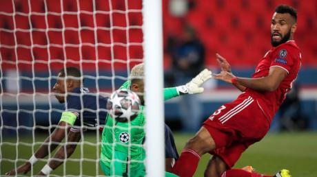 Ihm gelang das Tor des Abends: Mit seinem 1:0 konnte Eric Maxim Choupo-Moting dem FC Bayern allerdings nicht zum Einzug ins Halbfinale verhelfen.
