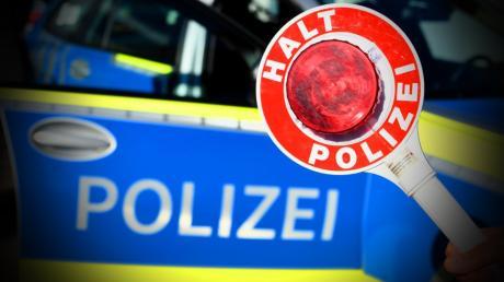 Die Polizei sucht Zeugen eines Beinahe-Unfalls am Kreisverkehr nahe Gundremmingen.