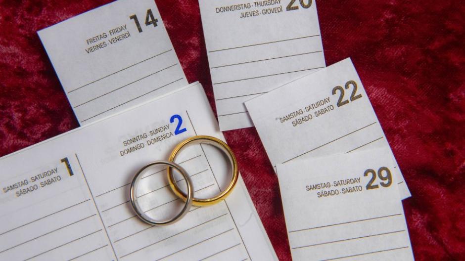 Es gibt Hochzeiten, die schon mehrfach verschoben wurden. Augsburger Gastronomen und Caterer wissen, dass manche Feier wegen Corona sogar auf 2023 vertagt wurde.