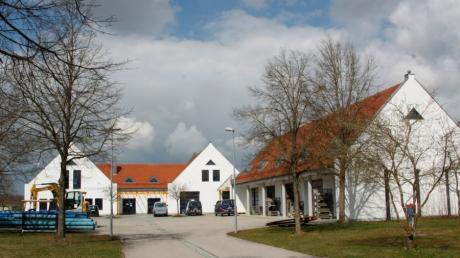 Vom Wasserwerk in Klosterlechfeld werden sechs Mitgliedsgemeinden von Obermeitingen bis Oberottmarshausen mit Trinkwasser versorgt.
