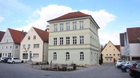Das Haus des Gastes in der Monheimer Altstadt steht derzeit leer.