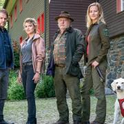Der Erzgebirgskrimi - Der Tote im Burggraben heute am 17.4.21 im ZDF: TV-Termin, Handlung, Darsteller