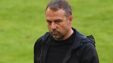 Trainer Hansi Flick hat angekündigt, den FCBayern München zum Ende der Saison verlassen zu wollen.