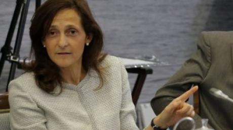 Alessandra Galloni ist die erste Frau an der Spitze der Nachrichtenagentur Reuters.