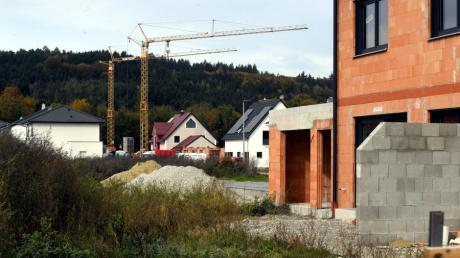 Die Bauplatzvergabe war Thema im Gemeinderat Marxheim.