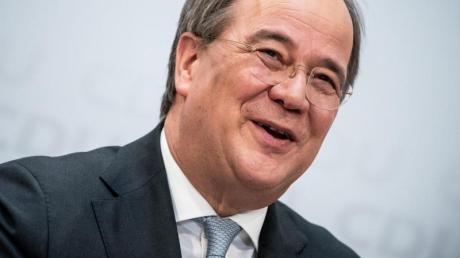 CDU-Chef Armin Laschet führt die Union als Kanzlerkandidat in die Bundestagswahl im September.