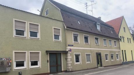 In der Bouttevillestraße will ein Bauherr ein neues Wohn- und Geschäftshaus errichten.