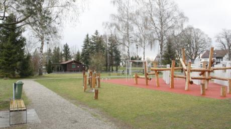 An der Parkour- und Sportanlage in Klosterlechfeld soll künftig auch die Sicherheitswacht für Ordnung sorgen.