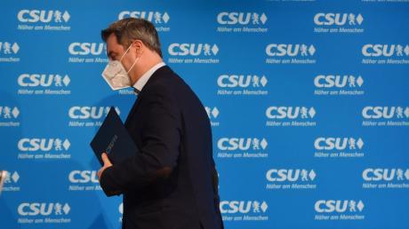 Markus Söder wird nicht Kanzlerkandidat. Wie seine Parteifreunde das Ausscheiden kommentieren.