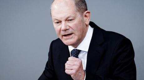 Finanzminister Olaf Scholz muss dem U-Ausschuss zum Wirecard-Skandal Rede und Antwort stehen.