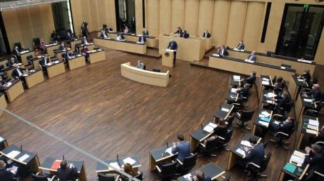 «Verfassungsrechtlich problematisch»: Hessens Ministerpräsident Volker Bouffier spricht im Bundesrat.