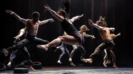 """Kommt 2021 nun doch nicht nach Ulm: Die Compagnie """"Ultima Vez"""" aus Belgien. Hier hätte sie ihre Choreografie """"traces"""" präsentiert."""