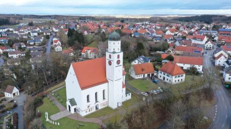 Kirchenpfleger Martin Lieble ist maßgeblich dafür verantwortlich, dass die Illerberger Kirche so prächtig renoviert wurde.