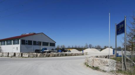 Den Betrieb Richtung Gablinger Flur erweitern möchte die Erdbewegungs-Firma Brem in  Hirblingen.