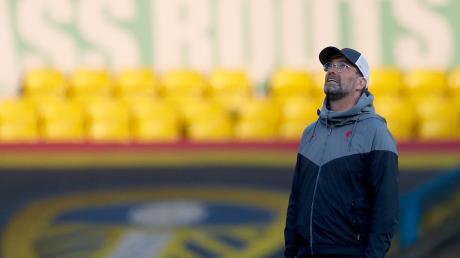Jürgen Klopp ist sauer – und rechnet jetzt mit der Uefa ab.