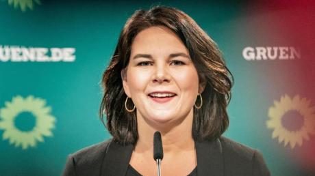 Die Nominierung von Annalena Baerbock zur Kanzlerkandidatin verleiht den Grünen Auftrieb.