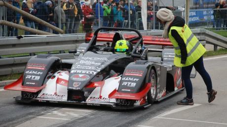 Bis zu 180 Fahrer werden im Herbst zum Bergrennen Mickhausen erwartet - sofern es stattfinden kann.
