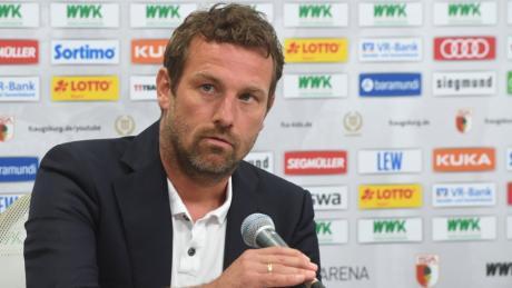Markus Weinzierl ist zurück beim FC Augsburg.