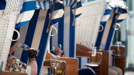 Das Strandkorb Open Air 2021 findet im Juli und August in Augsburg statt.
