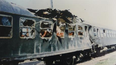 Das schwere Zugunglück vor 50 Jahren hat sich bei vielen Kellmünzern ins Gedächtnis eingebrannt.