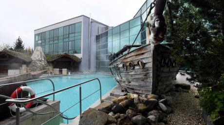 Das Schwimmbad Titania in Neusäß bei Augsburg öffnet wieder.