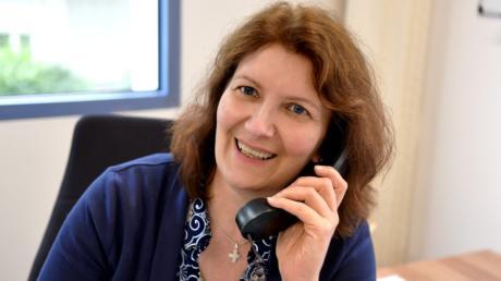 Claudia Schäfer-Rudolf zieht Bilanz: Sie ist seit einem Jahr Bürgermeisterin der Stadt Senden.