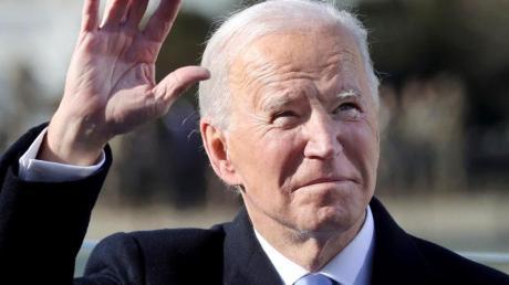 US-Präsident Joe Biden ist am Donnerstag genau 100 Tage im Amt.