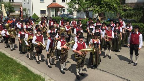 Die Musikgesellschaft Illereichen-Altenstadt zählt zu den vielen Ensembles, die unter der Corona-Krise, samt Spielverbot, leiden.