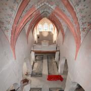 3,5 Millionen Euro kostete die Sanierung von Sankt Veit, innen und außen.