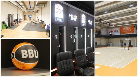 Mit dem Orange Campus haben die Ulmer Basketballer einen weiteren Meilenstein in ihrer Geschichte erreicht.