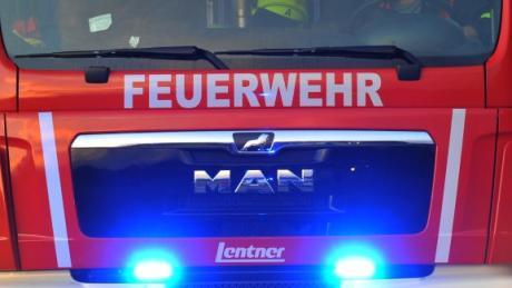 Die Freiwillige Feuerwehr Oettingen rückte am Dienstagnachmittag zu einem Kabelbrand aus.
