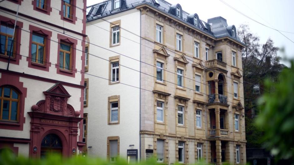 Sechs Jahre lang lebte die Familie Scholl in der Olgastraße 139 in Ulm.