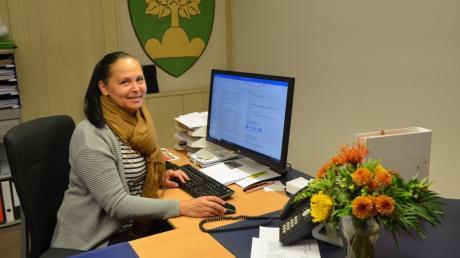 Susanne Schewetzky ist seit einem Jahr Bürgermeisterin von Bellenberg. Jetzt hat sie ihren Rücktritt angekündigt.