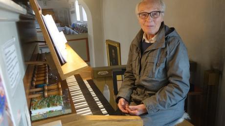 Dorothea Goede ist seit 60 Jahren Organistin in Steinheim.