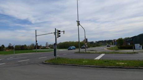 Die B300 zwischen Friedberg und Dasing ist wieder befahrbar. Allerdings gibt es noch letzte Arbeiten zu tun.