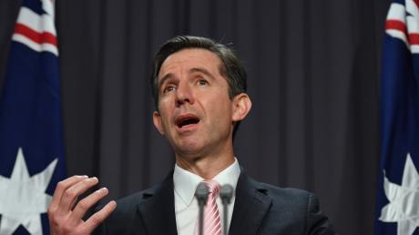 Australiens Handelsminister Simon Birmingham hat sich im Handelskonflikt mit China wegen der Erhebung von hohen Zöllen im Dezember an die Welthandelsorganisation (WTO) gewandt.