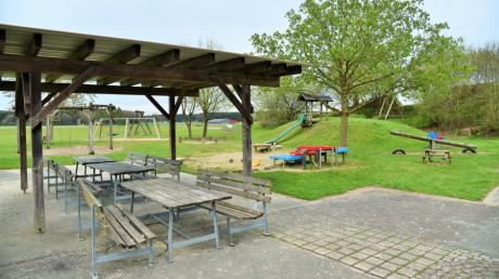 Sanierungsbedarf hat sich beim Osterberger Abenteuerspielplatz angestaut. Eine neue Kletteranlage wird nun bereits beschafft.