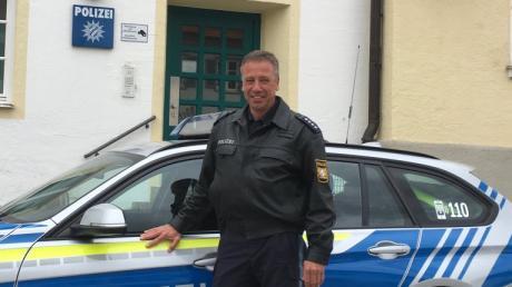 Martin Heinrich ist neuer stellvetretender Dienststellenleiter bei der Landsberger Polizei.